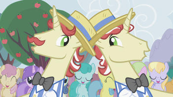 Episodio 15 (TTemporada 2) de My Little Pony: Friendship Is Magic