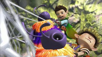 Episodio 18 (TTemporada 1) de Tree Fu Tom