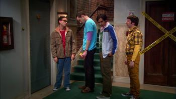 Episodio 11 (TTemporada 4) de The Big Bang Theory