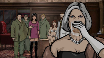 Episodio 8 (TTemporada 5) de Archer
