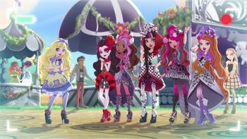 Episodio 1 (TTemporada 2) de Ever After High