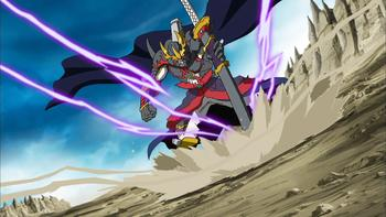 Episodio 29 (TDigimon Xros Wars: Temporada 1) de Digimon Fusion