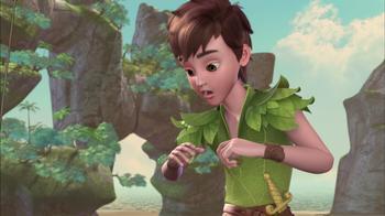 Episodio 5 (TTemporada 1) de Las nuevas aventuras de Peter Pan
