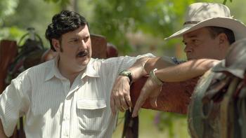 Episodio 27 (TTemporada 1) de Pablo Escobar, el patrón del mal