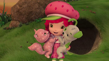 Episodio 26 (TTemporada 1) de Strawberry Shortcake: Berry Bitty Adventures