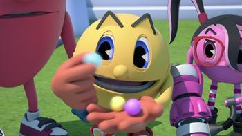 Episodio 6 (TTemporada 1) de Pac-Man y las Aventuras Fantasmales