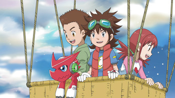 Episodio 15 (TDigimon Xros Wars: Temporada 1) de Digimon Fusion