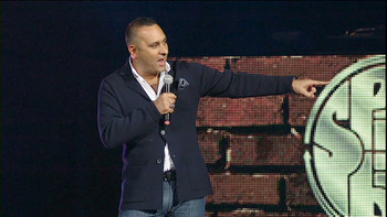 Episodio 2 (TTemporada 1) de Russell Peters vs. the World