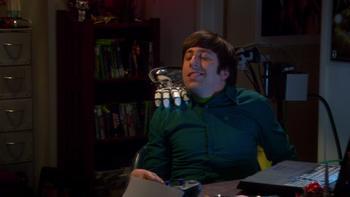 Episodio 1 (TTemporada 4) de The Big Bang Theory