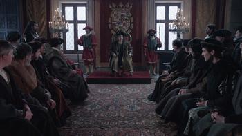 Episodio 2 (TTemporada 1) de Carlos, Rey Emperador