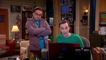 Episodio 7 (TTemporada 6) de The Big Bang Theory