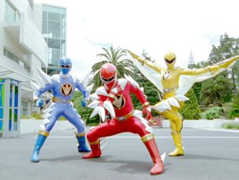 Episodio 15 (TPower Rangers Dino Thunder) de Power Rangers Dino Thunder
