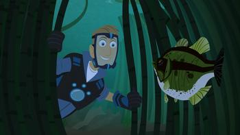 Episodio 11 (TTemporada 1) de Los hermanos Kratts