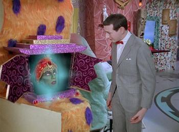 Episodio 1 (TTemporada 3) de Pee-wee's Playhouse