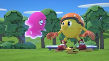 Episodio 26 (TTemporada 1) de Pac-Man y las Aventuras Fantasmales
