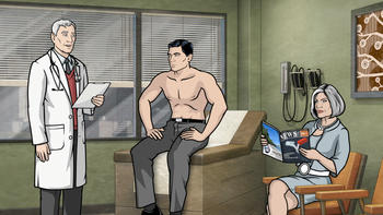 Episodio 8 (TTemporada 2) de Archer