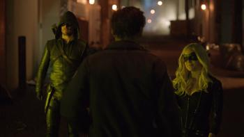 Episodio 14 (TTemporada 2) de Arrow