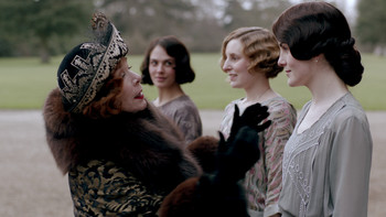 Episodio 1 (TTemporada 3) de Downton Abbey