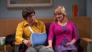 Episodio 23 (TTemporada 4) de The Big Bang Theory