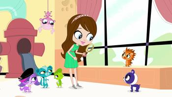 Episodio 7 (TTemporada 3) de Littlest Pet Shop