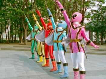 Episodio 13 (TPower Rangers Mystic Force) de Power Rangers Mystic Force