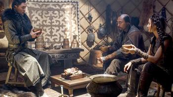 Episodio 9 (TTemporada 1) de Marco Polo
