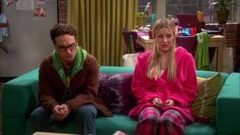 Episodio 9 (TTemporada 4) de The Big Bang Theory