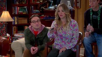 Episodio 12 (TTemporada 7) de The Big Bang Theory