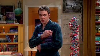 Episodio 20 (TTemporada 7) de The Big Bang Theory