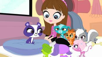 Episodio 13 (TTemporada 2) de Littlest Pet Shop