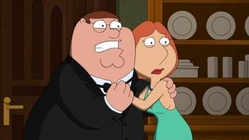 Episodio 1 (TTemporada 9) de Family Guy
