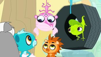Episodio 7 (TTemporada 2) de Littlest Pet Shop
