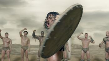 Episodio 5 (TGods of the Arena) de Spartacus