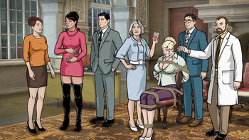 Episodio 4 (TTemporada 5) de Archer