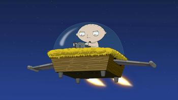 Episodio 9 (TTemporada 11) de Family Guy