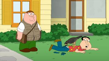 Episodio 15 (TTemporada 11) de Family Guy
