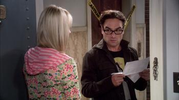 Episodio 2 (TTemporada 1) de The Big Bang Theory
