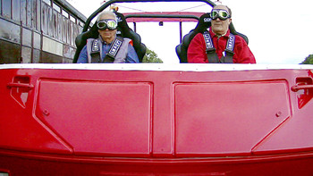 Episodio 4 (TTemporada 17) de Top Gear
