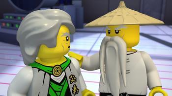 Episodio 6 (TTemporada 3) de LEGO Ninjago: Masters of Spinjitzu