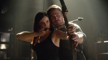 Episodio 8 (TTemporada 1) de Arrow