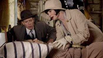 Episodio 9 (TTemporada 1) de Miss Fisher's Murder Mysteries