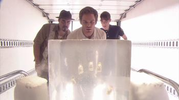 Episodio 2 (TTemporada 1) de Dexter
