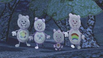 Episodio 3 (TTemporada 1) de Los osos amorosos: Bienvenidos a Mucho-Mimo