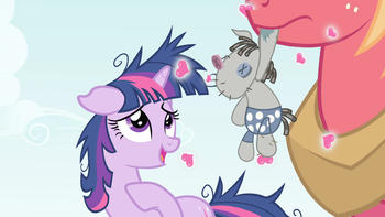 Episodio 3 (TTemporada 2) de My Little Pony: Friendship Is Magic