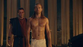 Episodio 2 (TGods of the Arena) de Spartacus