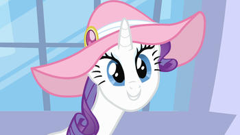 Episodio 9 (TTemporada 2) de My Little Pony: Friendship Is Magic