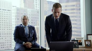 Episodio 4 (TTemporada 4) de Suits