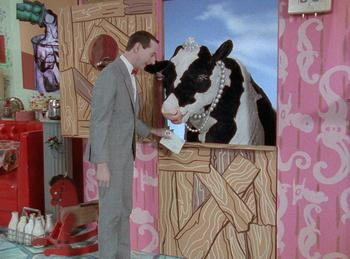 Episodio 5 (TTemporada 2) de Pee-wee's Playhouse