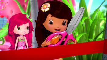 Episodio 8 (TTemporada 2) de Strawberry Shortcake: Berry Bitty Adventures