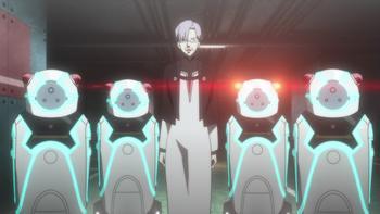 Episodio 18 (TPsycho-Pass  1) de Psycho-Pass